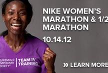 Marathon Woman / by Debbie Caine