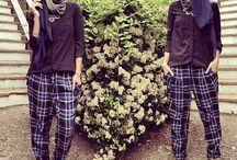Hijab Trouserss