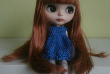 Blythe Dolls - I'm obsessed with these dolls! They're so expressive! / by Cindy Butler