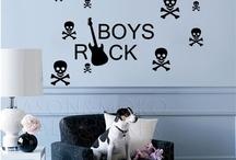 Boys Room!