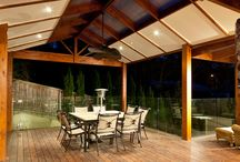 Alfresco Pergola Design