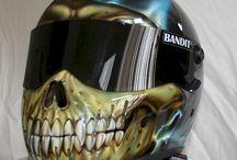Helmets / Helmets mainly for custom