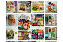 Lunchbox Ideas / Healthy lunchbox food for kids and hubby