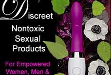 Sex Toys & Sensual Products / Nontoxic Sex Toys and Sensual Products by Holistic Wisdom HolisticWisdom.com