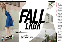 Fall 2013 Lookbook / Our Fall 2013 Lookbook is here! / by fred flare