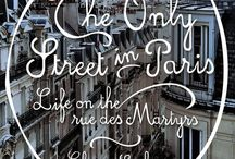 The Only Street in Paris: Life on the Rue des Martyrs / Out now! Published by W.W. Norton  Available on Amazon, Barnes & Noble, IndieBound, and in bookstores! http://www.elainesciolino.com/books/street-paris