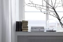 Interesting windowsill / A lot of inspirations of windowsill arrangement! Choose what suits for your home.