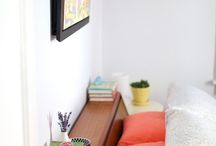 Home: Bedroom / by Melissa Allen