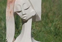 Shona Skulpturen / Zeitgenössische Kunst aus Zimbabwe