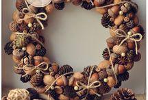 Wreaths / by Sonya Hamilton Designs