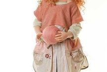 Dolls / I love dolls....some find them creepy....not me.