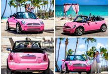 Wedding cars from Caribbean Wedding / Car  rentals for the wedding ceremony or photo session  #destination_wedding_photographer, #wedding_photographer_in_dominican_republic, #caribbean_wedding_venue, #punta_cana, #caribbean_wedding