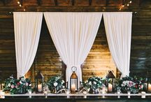 Danielle Desaulniers--Wedding Reception (Pictures from past Mt. Ida Barn weddings with comments)