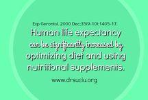 Healthy lifestyle, healthy aging - Dr.Suciu
