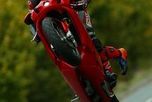 Motorbikes / Motorbikes are the coolest mode of transport and I have thought so since I was eight