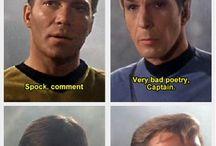 Fandom - I love Spock
