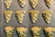 üzum kurabiye