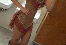 Coyote costume