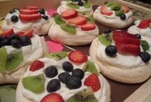 Dessert / All sweet yummies / by Claiborne Peebles