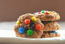 Cookies,bars, snacks!
