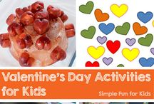 [Valentines Day] / Kids crafts, date ideas, and everything related to Valentines Day!