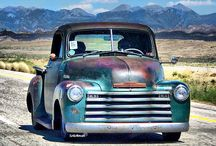 Chevy Pickup Truck