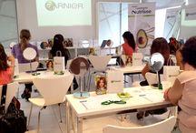 Escuela Garnier / Les presentamos a las primeras graduadas de la escuela Garnier, queremos agradecerles por haber formado parte de nuestra experiencia, las risas y los consejos de tintura! #School #EscuelaGarnier #Women #GarnierNutrisse #Argentina