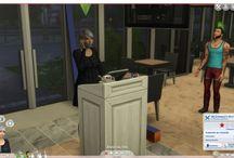 Sims • Modifikationen