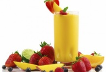 Smoothies And Smoothie Recipes / Here you'll find some of the most delicious smoothie recipes you'll ever make and drink. Smoothies really are real healthy for you and delicious.  / by Thomas Byers