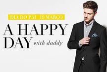Dia do Pai - 19 Março 2014 / Daddy´s whislist
