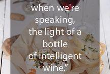 Wine quotes / by Paladar y Tomar