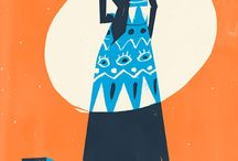 Illustration / by Claire Caudwell