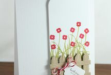 Cards - Flowers / by Edi Taylor