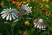 Spoon flowers