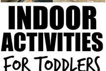 Jr toddler ideas