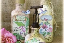 Botellass vintage