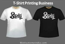A to Z Information of T Shirt Printing Business