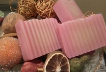 Cold Process Soap / Homemade Soaps / by Soaps by Jewels
