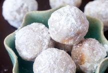 powdered sugar donut muffins
