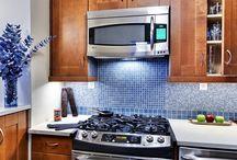 Backsplash & Kitchen Color Ideas