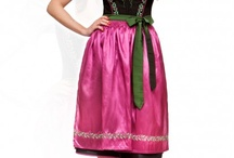 Dirndl 70cm / Stockerpoint. Short midi dirndls with a skirt length of 70 cm are the latest variant of the famous traditional costume dirndls. They are fresher than the long dirndls, and yet suitable for wearers of all ages. Also available in larger sizes. http://www.trachten-dirndl-shop.co.uk/