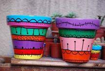 Creatividad / Reciclado y articulos de decoracion