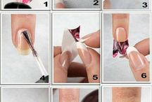 nails! / by Reianne Roberts