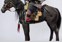 Mongolian, chinese, tibetan armor