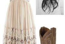 Country Wedding Outfit For Women