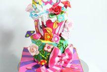 TIERED CAKE 段ケーキ / TIERED CAKE 段ケーキ