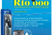 Enter our 21st Birthday Competition and you could win R10,000 in H2O products / To celebrate our 21st birthday we are offering you the chance to WIN R10 000 worth of H2O products of YOUR choice. All you have to do is: ENTER NOW on Facebook at https://1.shortstack.com/cvxttB  Don't forget to refer your friends for EXTRA CHANCES TO WIN!