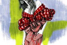 fashion ilustra