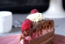 Tårta, paj och cheesecake