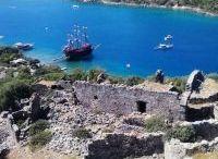 St.Nicholas Island Fethiye